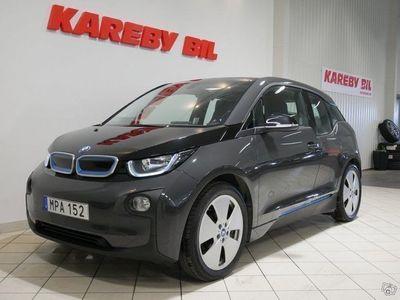 begagnad BMW i3 REX Comfort 2015, Halvkombi 248 900 kr
