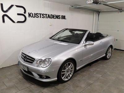 begagnad Mercedes CLK200 Kompressor Cabriolet Automat 184hk