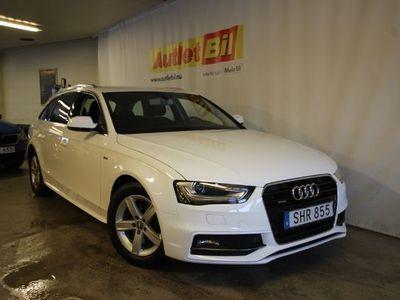 usata Audi A4 Avant 2.0 TDI Q S-LINE 150HK