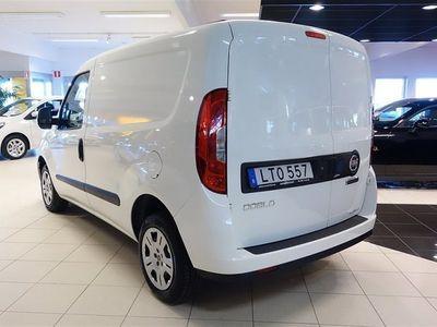 begagnad Fiat Doblò L1 Skåp 1.3 MJT 75hk *Motorvärmare -15