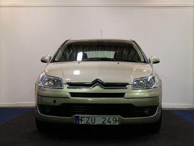 begagnad Citroën C4 1,6 BIOFLEX,SX ( 110HK )