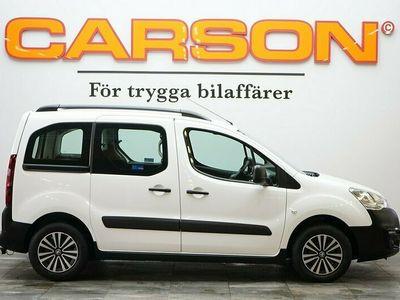begagnad Peugeot Partner Tepee 1.6 BlueHDi EGS Aut Euro 6 99hk