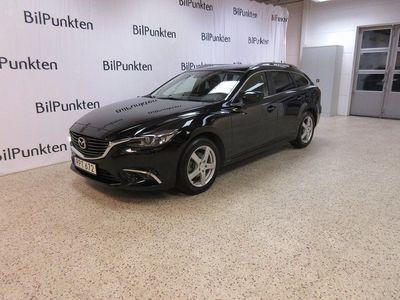 begagnad Mazda 6 2.0 165Hk VISION