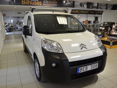 begagnad Citroën Nemo 1,3 HDI Skåp -12