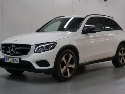 begagnad Mercedes GLC220 d 4MATIC | Night Vision | 170hk