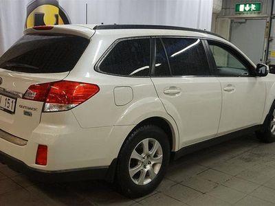 begagnad Subaru Outback 2.5 Boxer-CNG (173hk)