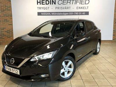 begagnad Nissan Leaf LeafTEKNA 40 KWH LEATHER