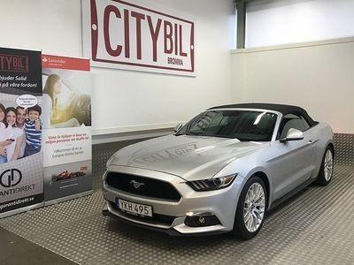 usata Ford Mustang 2.3T 1. EcoBoost Aut Cab 2017, Sportkupé 375 000 kr