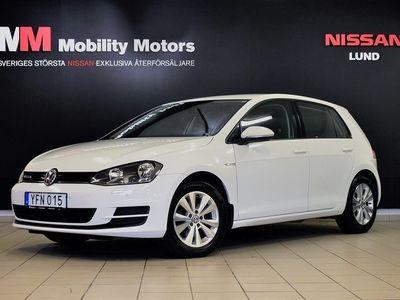 begagnad VW Golf 1.4 TGI CNG Style Euro 6 110hk