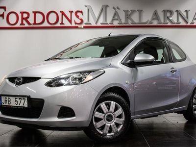 begagnad Mazda 2 21.3 VÄRMARE-RACE 2009, Halvkombi 43 900 kr