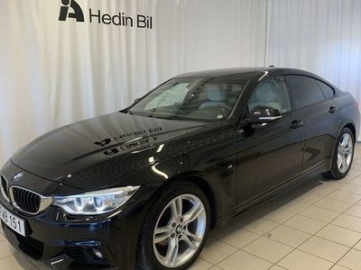 begagnad BMW 420 D Gran Coupé/M-SPORT/SVENSKSÅLD