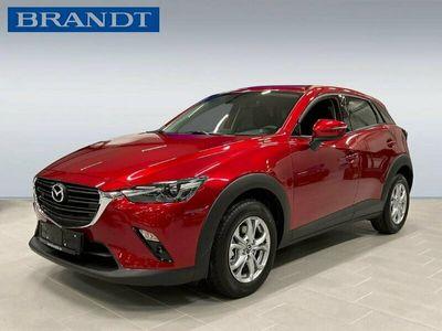 begagnad Mazda CX-3 2.0 Vision Aut 120hk SKYACTIV-G