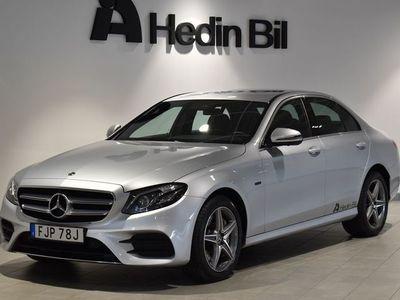 begagnad Mercedes E300 // AMG-Line // 360-kamera