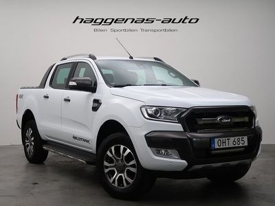 used Ford Ranger Wildtrak 3.2 TDCi / Double Cab / 200hk