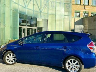 begagnad Toyota Prius+