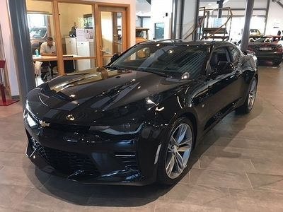 gebraucht Chevrolet Camaro Coupé V8 6,2L AT8 453hk KAMPANJ Låg Skatt