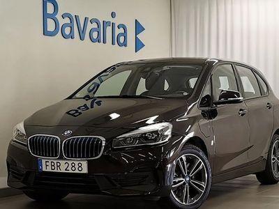 begagnad BMW 225 Active Tourer xe Sport Nav Backkamera 2019, Personbil 274 700 kr
