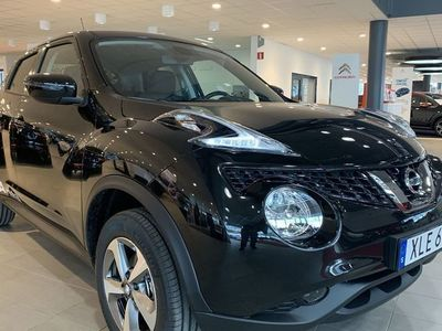 brugt Nissan Juke JUKE 1,6L 110 XTRONIC N-CONNECTA 2WD MY18 - Demobil