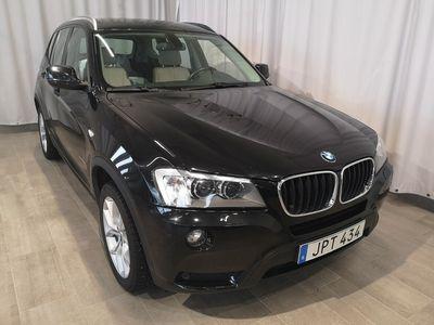 begagnad BMW X3 xDrive20d 2012, SUV 147 500 kr