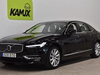 begagnad Volvo S90 D4 Inscription Drag S&V-Hjul 190hk