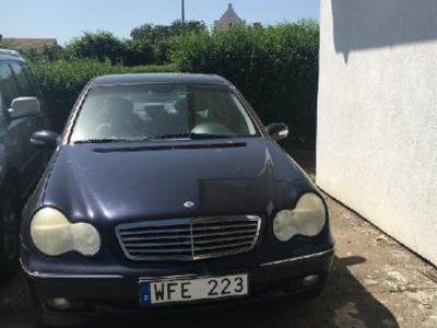 brugt Mercedes C200 kompressor -05
