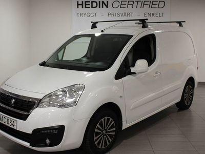 begagnad Peugeot Partner Van 1.6 BlueHDi EGS 99hk