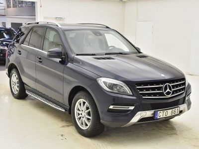 brugt Mercedes ML350 CDI BlueTEC 258hk SKINN AUT DRAG