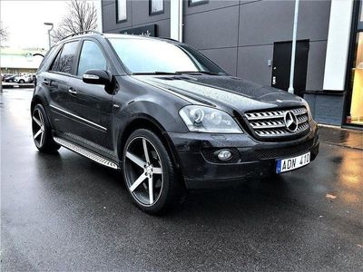 begagnad Mercedes ML320 CDI 4MATIC 7G-Tronic 224