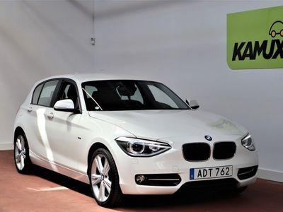 begagnad BMW 118 d xDrive 5-Dörrar S&V
