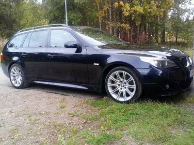 begagnad BMW 525 M-sport paket