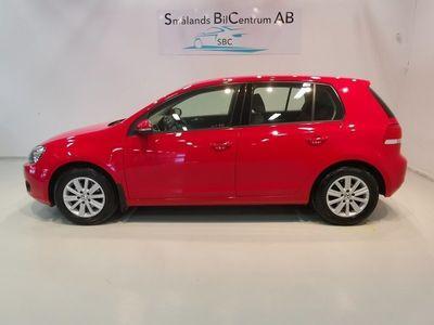 begagnad VW Golf 5-dörrar 1.6 MultiFuel Comfort nyservad
