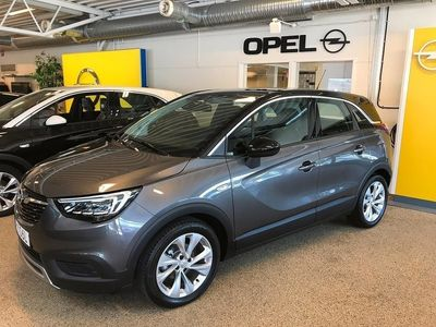 begagnad Opel Crossland X Dynamik 1.2 Euro 6 83hk