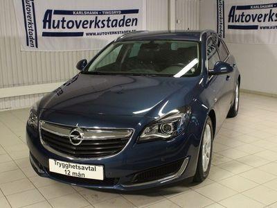 gebraucht Opel Insignia SPORTS TOURER Business 2.0 CDTI 170 hk