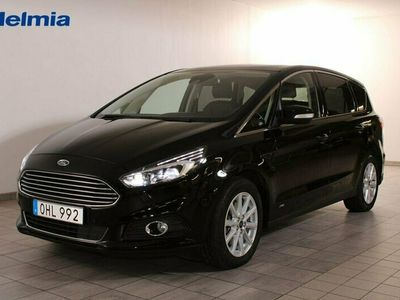 begagnad Ford S-MAX 2.0 TDCi 150 Business AWD 5-d