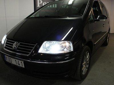 begagnad VW Sharan 2.0 TDI 7-sits 140hk Drag V