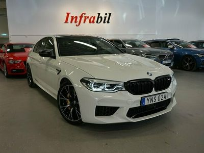 begagnad BMW M5 COMPETITION