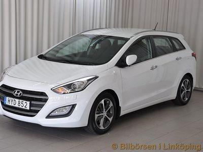 begagnad Hyundai i30 1.6 GDI Kombi DCT (135hk)