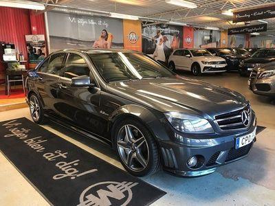 begagnad Mercedes C63 AMG AMG 457hk Taklucka 1.95% Ränta