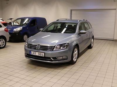 begagnad VW Passat 1.4TSI MULTIFUEL KOMBi NYSE