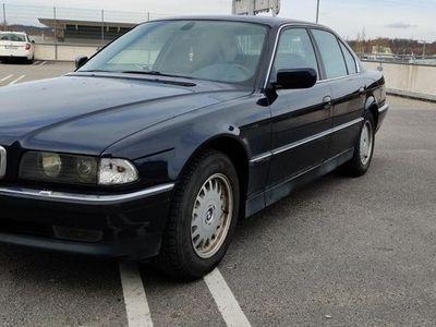begagnad BMW 728 i