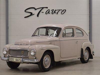 begagnad Volvo PV544 1.6 Svensksåld Låga mil