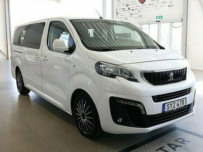 begagnad Peugeot Traveller L3 Business 2.0 180hk Aut 9-Sits