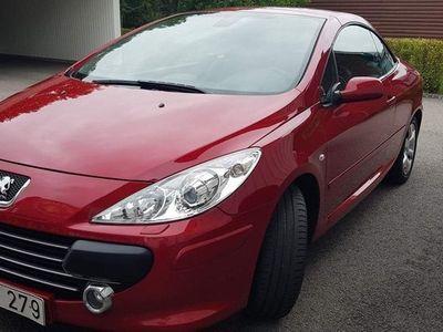 begagnad Peugeot 307 CC cab 2.0 endast 6000 mil