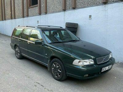 begagnad Volvo V70 2.5T 193hk