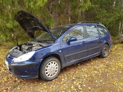 begagnad Peugeot 307 XT 1,6 kombi
