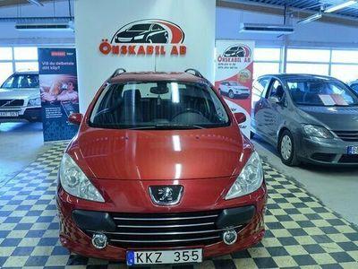 begagnad Peugeot 307 Break 1.6 2 Ägare 2007, Halvkombi Pris 19 900 kr