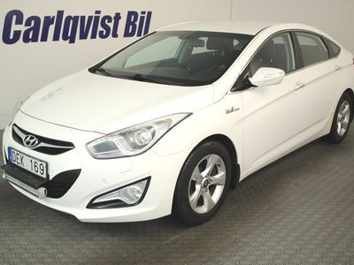begagnad Hyundai i40 SEDAN 1,7 CRDI 136HK