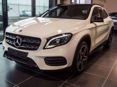 begagnad Mercedes GLA250 AMG NIGHTPACKAGE