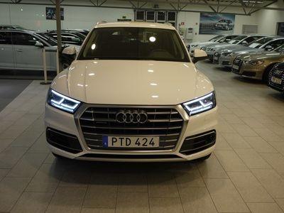brugt Audi Q5 B9 2.0 TDI 190 HK SPORT Q STR -18