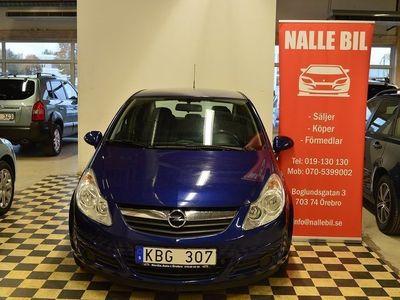 begagnad Opel Corsa 5-dörrar 1.2 Twinport,M/K värmare -10
